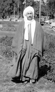 Dr. Martin Lings (1909 - 2005)
