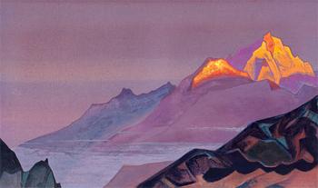 Nikolaj Roerich (1930): Cesta do Šambhaly