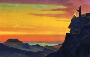 Nikolaj Roerich (1931): Zarathuštra