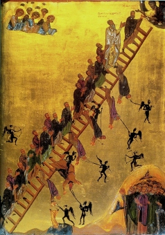 The_Ladder_of_Divine_Ascent_Monastery_of_St_Catherine_Sinai_12th_century